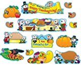Carson Dellosa Thanksgiving Bulletin Board Set (110089)