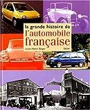 echange, troc Boyer Louis Henri - La Grande Histoire de l'automobile française