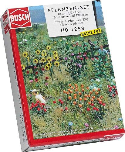 busch-1258-natur-pur-set-di-fiori-e-piante-da-giardino