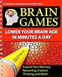 Brain Games #3: Lower Your Brain Age in Minutes a Day (Brain Games (Numbered))