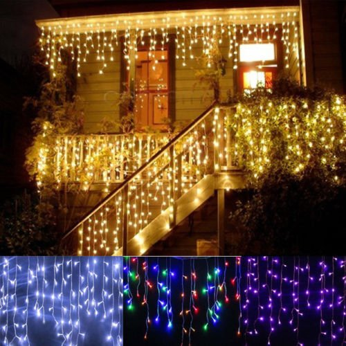 Apatner-35M11ft-96-LED-Curtain-Icicle-Starry-String-Lights-Fairy-Lights-with-8-Modes-for-Wedding-Christmas-Party-Holiday