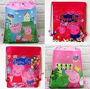 Peppa pig backpack car interior design for Missile peppa pig
