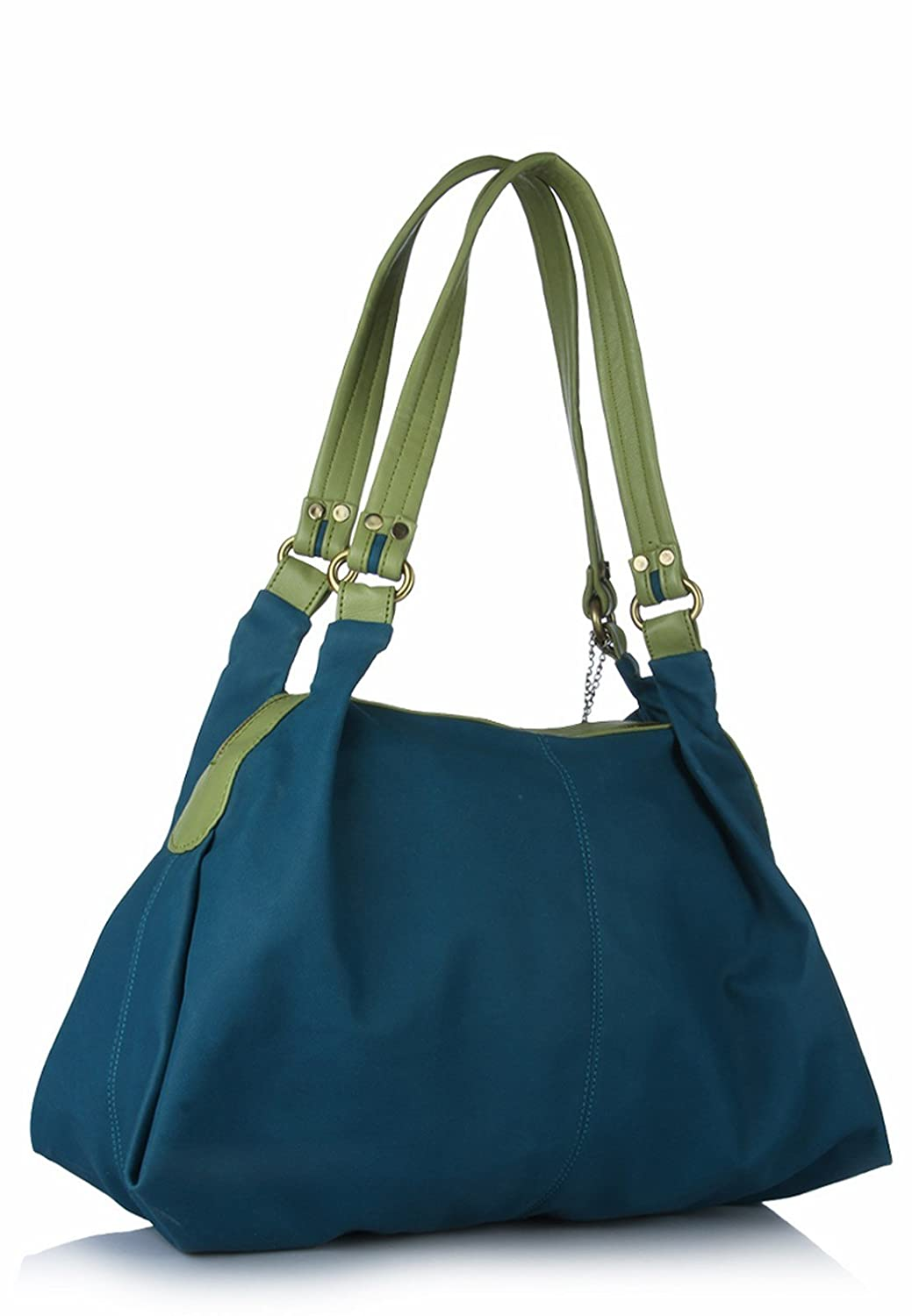 Buy Blue Butterflies Handbag At Lowest Price Rs 699 From Amazon