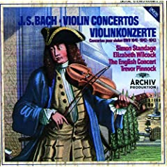 Bach, J.S.: Violin Concertos BWV 1041 & 1042; Double Concerto BWV 1043