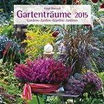 Gartentr�ume 2015. Brosch�renkalender