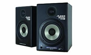 Alesis M1Active 520 USB Nearfield Studio Monitors