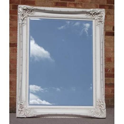 Ivory Monte Carlo Mirror (5ft x 4ft)