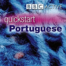Quickstart Portuguese Audiobook by Cristina Llewellyn Narrated by  uncredited
