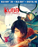 Kubo and the Two Strings (3D Blu-ray + Blu-ray + Digital HD) by Universal