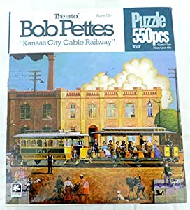 Buy Kansas City Cable Railway 550 Piece Puzzle Online At Low Prices In India