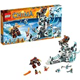 Lego Legends of Chima - 70147 - La Forteresse de Glace de Fangar