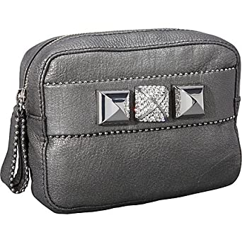 Great buy! Juicy Couture Soft Leather Bella Rhinestone Bling