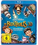 Die Boxtrolls  (inkl. 2D-Version) [3D Blu-ray]