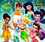 2013 Disney Fairies  Secret of the Wings Wall Calendar