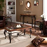 Living Room Table Collection , 1 Coffee Table , 2 End Table , 1 Sofa Table