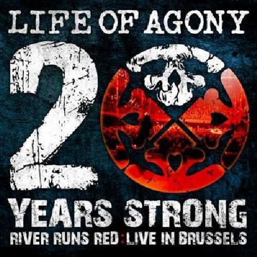 20 Years Strong / River Runs Red / Live In Brussels [VINYL]