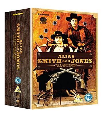 Alias Smith And Jones - Complete Series (10 Disc Box Set) [DVD]