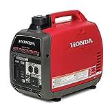 Honda EU2200i 2200-Watt 120-Volt Super Quiet Portable Inverter Generator (Color: EU2200i Generator, Tamaño: EU2200i Generator)