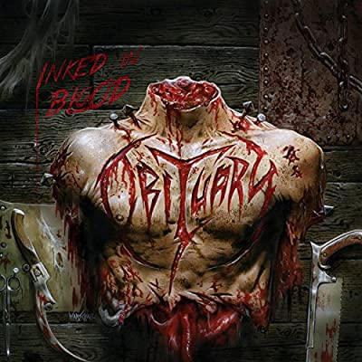 Obituary - Inked in Blood CD / MP3 Download
