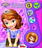 Sofia the First: Princess in Training: Play-a-Sound Book (Sofia the First: Play-a-Song)