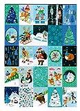 ロジャーラボード 【クリスマス】 アドベントカレンダー (動物たちのクリスマス) ACC041