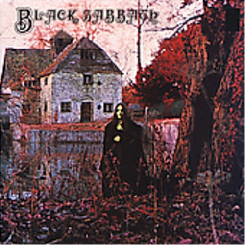 Original album cover of Black Sabbath by Black Sabbath
