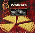 Walkers Shortbread Petticoat Tails, 5.3-Ounce Boxes (Pack of 6) from Walkers Shortbread