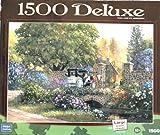 "Gatekeeper's Cottage 1500 Piece Deluxe Puzzle (32.75"" X 22.5"")"