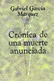 Image of Crónica de una muerte anunciada (Chronicle of a Death Foretold)