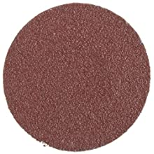 "3M Roloc Disc TSM 361F, Cloth, TSM Attachment, Aluminum Oxide, 1-1/2"" Diameter, P100 Grit (Pack of 50)"