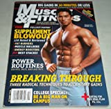 img - for Muscle & Fitness, October 2006 Issue book / textbook / text book