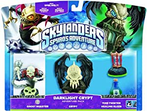 Skylanders: Spyro's Adventure - Darklight Crypt Adventure Pack