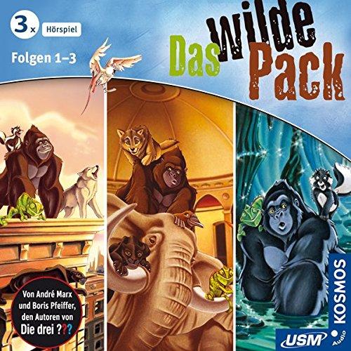 Das Wilde Pack Hörbox Folgen 13 Picture