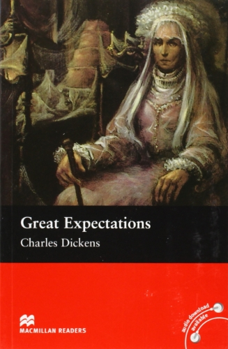 Great Expectations Upper Level (Macmillan Readers)