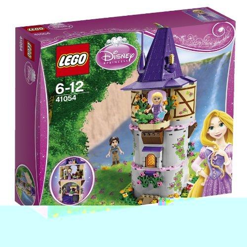 Nice tower of Lego Disney Princess Rapunzel 41054 günstig als Geschenk kaufen