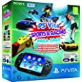 Console Playstation Vita Wifi + Sport & course mega pack + carte m�moire 16 Go