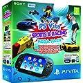 Console Playstation Vita Wifi + Sport & course mega pack + carte m�moire 16 Go