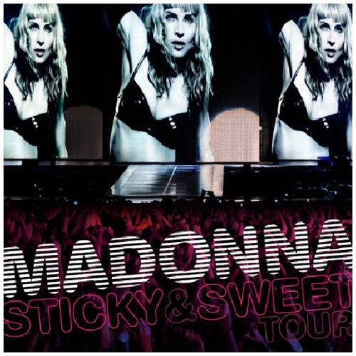 Sticky & Sweet Tour artwork
