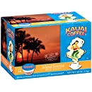 Kauai Coffee Island Sunrise Mild Roast, 12 Single Serve Cups, 4 Ounce