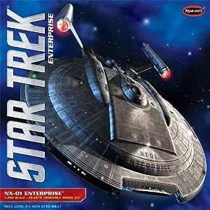 Polar Lights POL902/04 1/350 Star Trek Enterprise NX-01