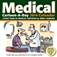 Medical Cartoons Calendars