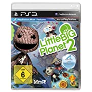 Post image for Little Big Planet 2 für 38€ vorbestellen bei Amazon *UPDATE2*
