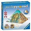 Essence of Egypt 240 Piece Pyramid Puzzle