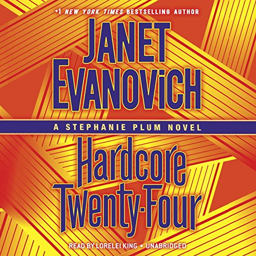 Book Cover: Hardcore Twenty-Four: A Stephanie Plum Novel