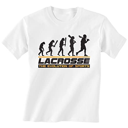 Lacrosse T-Shirt Short Sleeve - Lacrosse Evolution