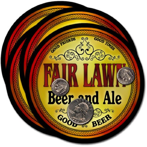 Fair Lawn Beer & Ale Coasters