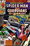 Spiderman and the Guardians of the Galaxy (Marvel Team-upNo. 86) (0214740862) by Stan Lee