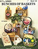img - for Bunches of Baskets (18 Needlework Projects for Plastic Canvas) Kappie Originals Book 122 book / textbook / text book