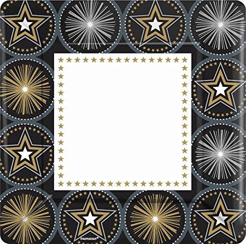 """Glitter Staz 10"""" Plate"""