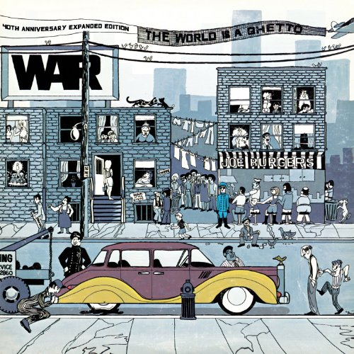 World Is a Ghetto [40th Anniversary)